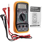 JZK ® XL830L Digital Multimeter Voltmeter/Ammeter OHM Multimeter AC DC/Rods with diode