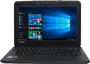 Lenovo Notebook 80S60005US N22,Black
