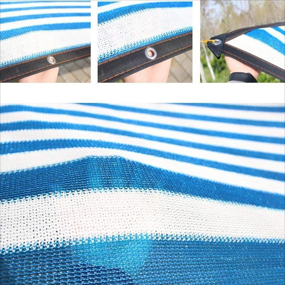 Rete per tende da sole,reticolato da sole,reticella per per per prossoezione solare,tende in tela da tessuto tende,adatta per la privacy resistente ai raggi UV,blu e verde,possibilità di scelta di più dimension B07K8S81PP Parent | Prezzo Pazzesco   70487f