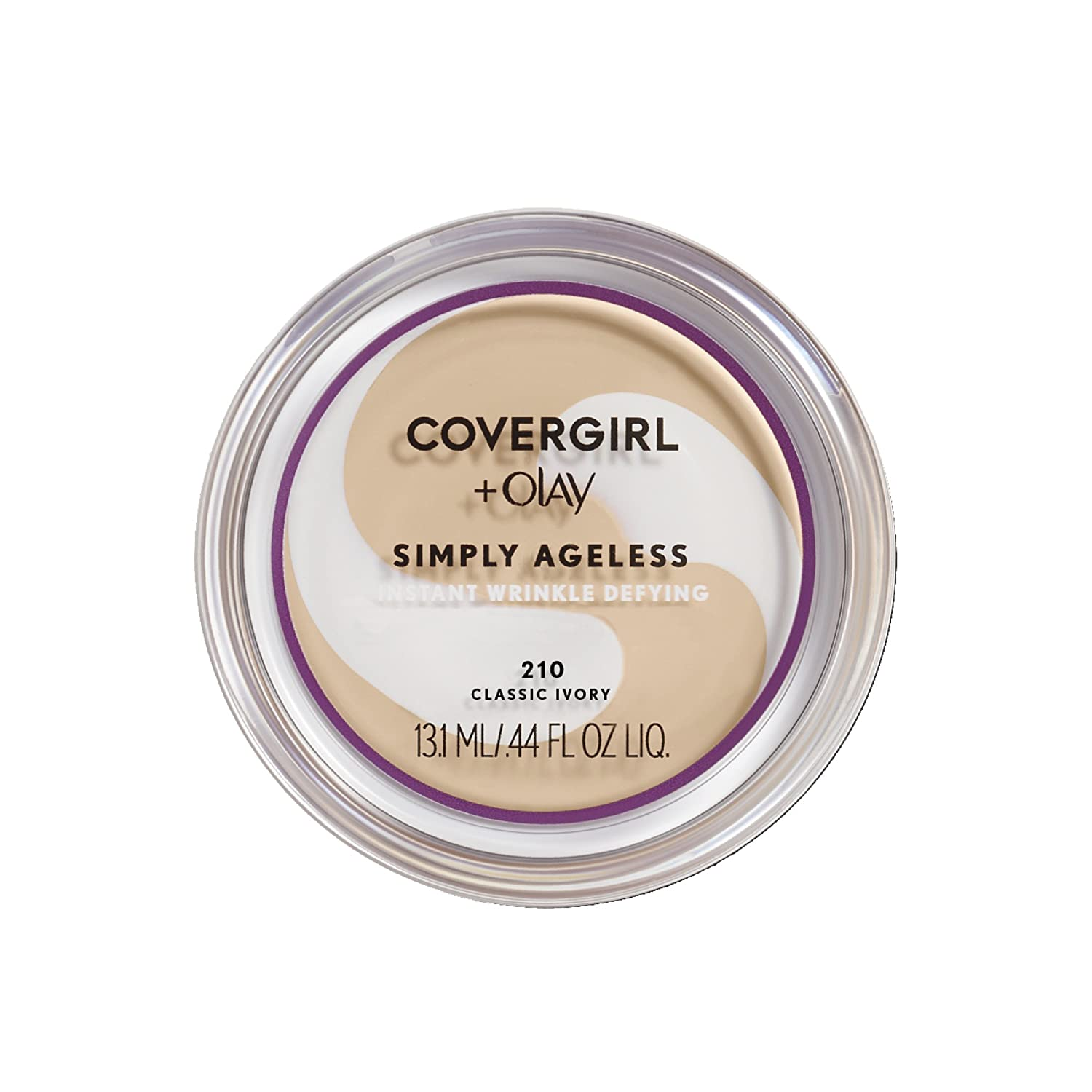 COVERGIRL - Simply Ageless Instant Wrinkle Defying Foundation - Packaging May Vary Coty