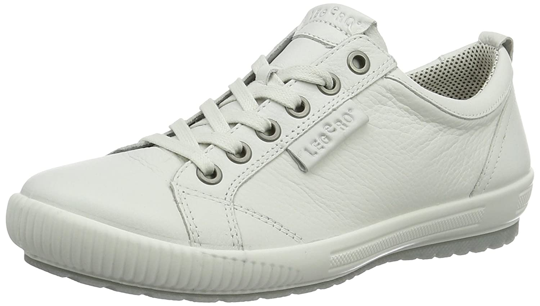 Legero Tanaro, Zapatillas para Mujer 43 EU|Blanco (Weiss 50)