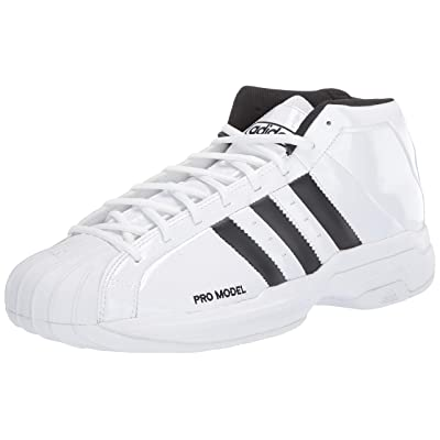 Amazon.com | adidas Unisex Pro Model 2G Sneaker | Shoes