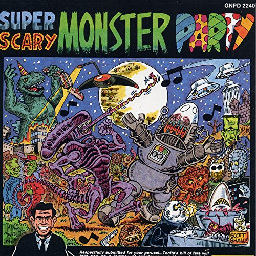 Super Scary Monster Party