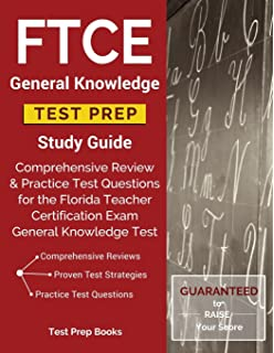 Ftce general knowledge test study guide 2018 2019 exam prep book ftce general knowledge test prep study guide comprehensive review practice test questions for the fandeluxe Choice Image