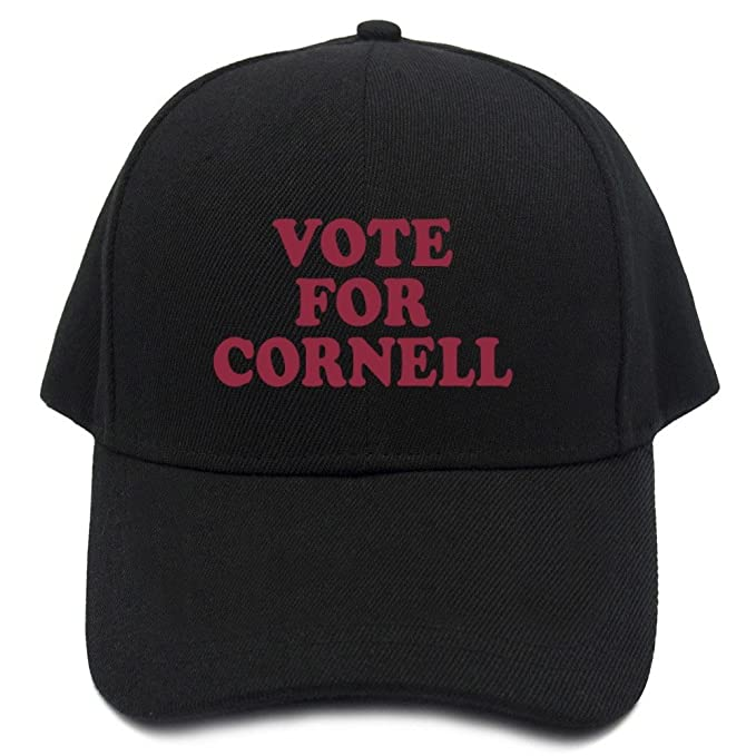 Teeburon Vote for Cornell Baseball Cap at Amazon Men s Clothing store  82f50d71a0f