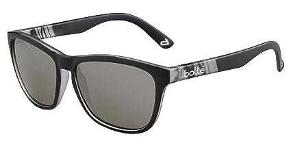 9be955b586 Amazon.com  Bolle 473 Sunglasses Matte Grey Clear