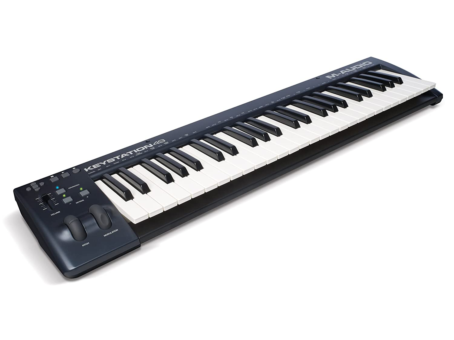 M-Audio Keys (Keystation 49) inMusic Brands Inc. Keystation 49 II
