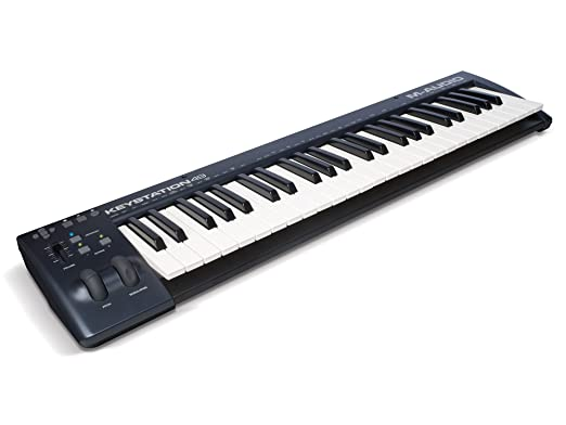 100 opinioni per M-Audio Keystation 49 II Tastiera Controller MIDI USB con 49 Tasti Sensibili