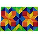 Haba Jeu D'Assemblage Mosaïque Multicolore, 301222
