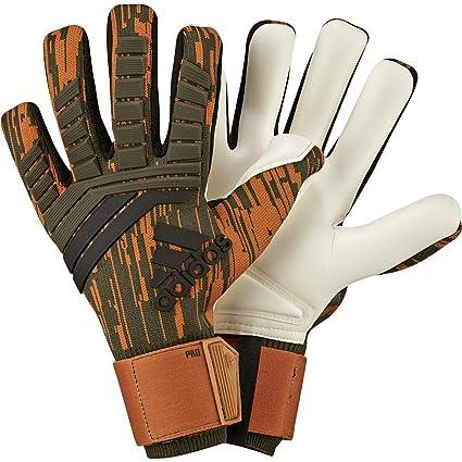 promo code eb7e0 09ff5 adidas Mens Predator PRO Lone Hunter Goalkeeper Gloves for Soccer