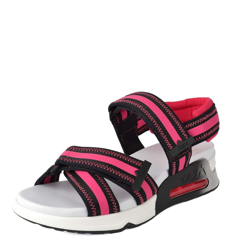 cueronegro Sandalias rosa Lewis deportivas y Footwear Ash de Ifb7yYgv6