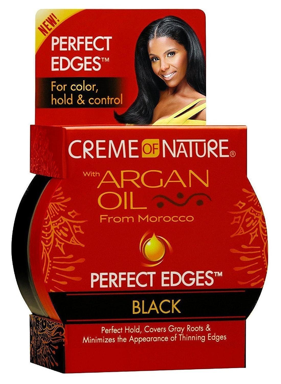 Creme of Nature Perfect Edges, Black, 2.25 Ounce Atlas Ethnic 75724397651