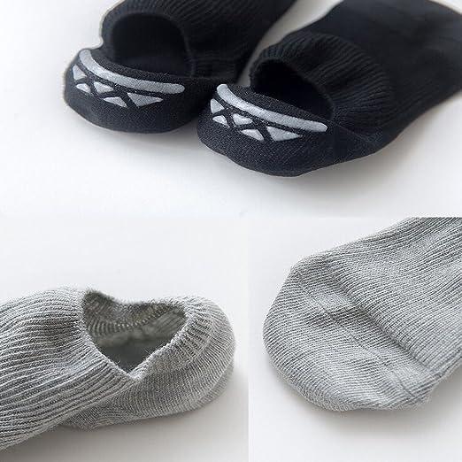 Amazon.com: Womens No Show Socks Casual Non-Slide Socks OS Multicolor Thin Socks 4 Pack: Clothing