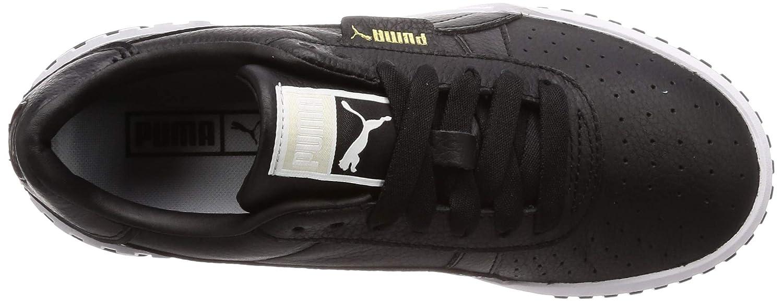 Puma Damen Cali WN's Turnschuhe Schwarz Schwarz Schwarz schwarz Weiß 42 EU 04dda2
