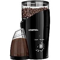 Gourmia 633 Electric Burr Coffee Grinder, Black
