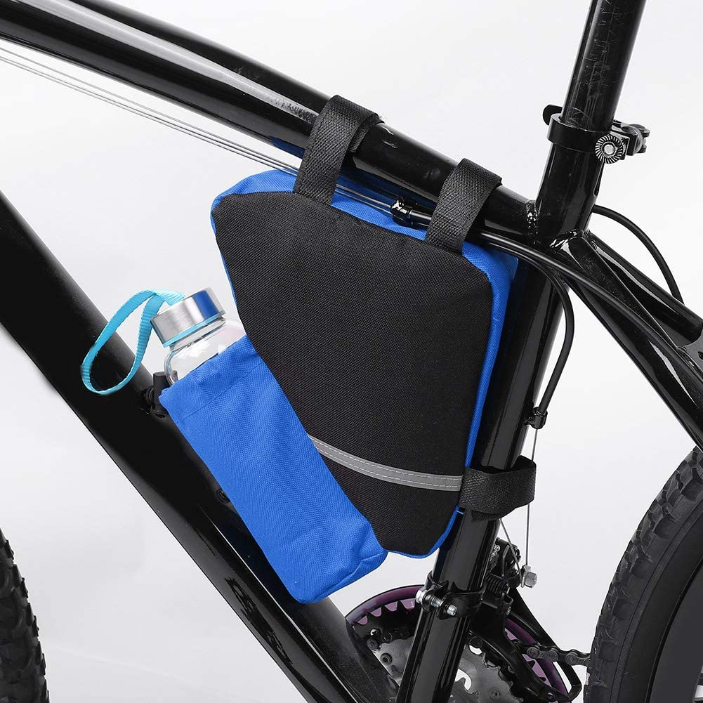 Dioche Bolsa Triangular para Bicicleta, Bolsa de Bicicletas Bolsa ...