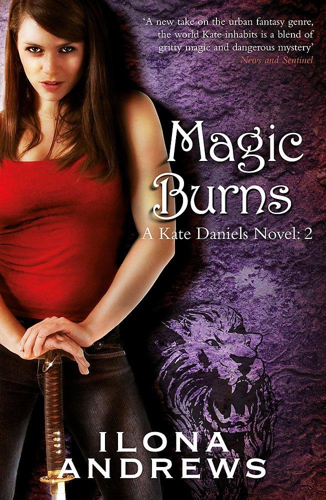 Read Online Magic Burns ebook