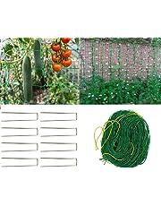 Plantas y Redes de Escalada para Plantas, Redes de Enrejado de jardín y Juego de