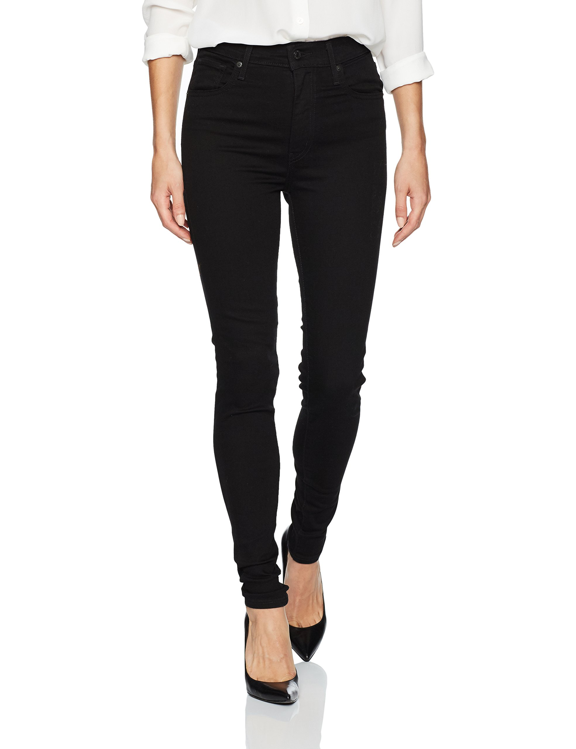 Levi's Women's Mile High Super Skinny Jeans, New Moon, 30 (US 10) R