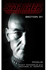 Rogue: Section 31 (Star Trek: The Next Generation Book 2) Kindle Edition