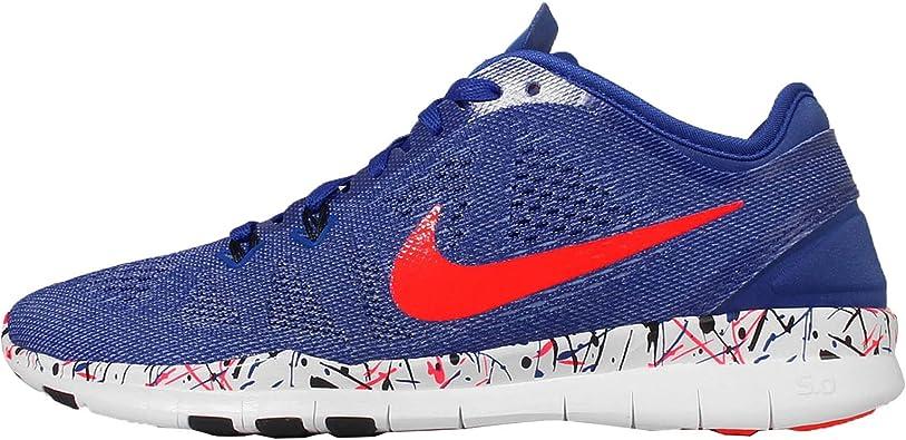 Amazon.com: Nike Free 5.0 TR Fit 5 Prt Training Shoe mujer ...