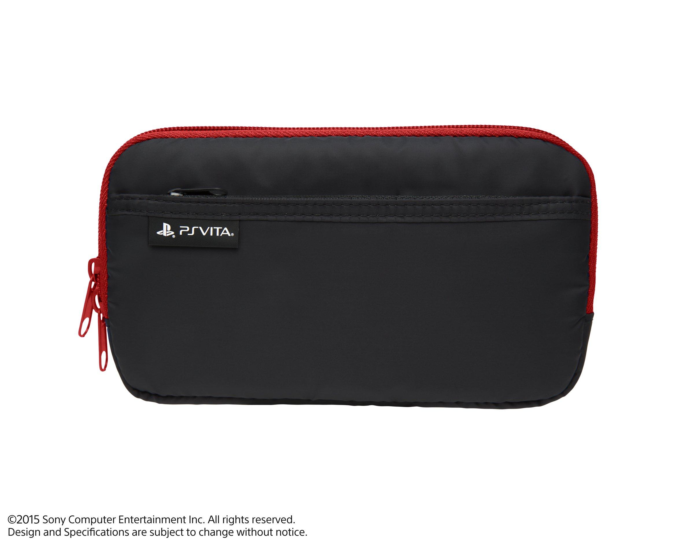 PlayStation Vita debut pack Wi-Fi model Red / Black