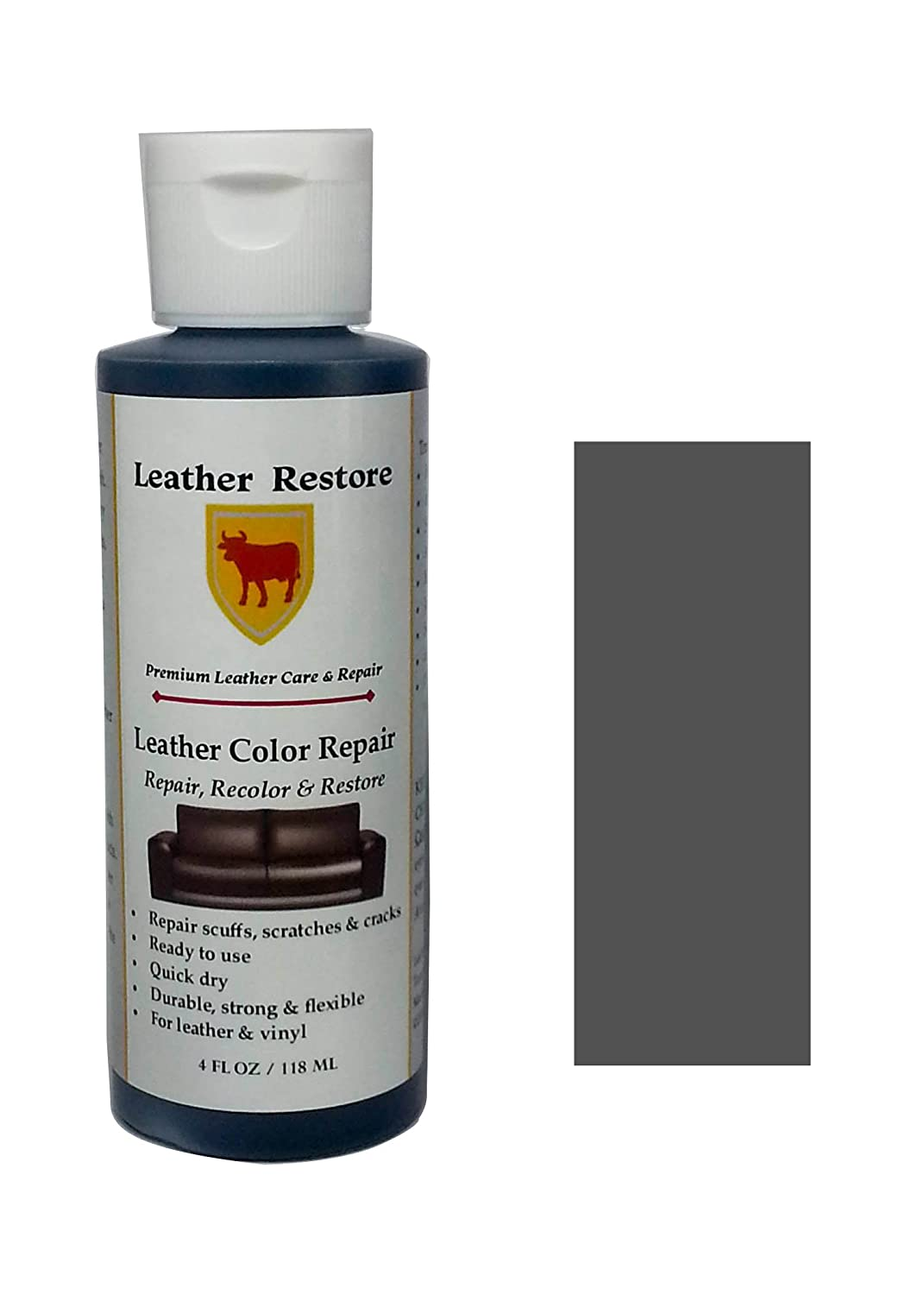 Amazon.com: Leather Restore Leather Color Repair, BURGUNDY, 1 OZ ...