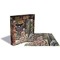 Rock Saws Iron Maiden Somewhere In Time 500 Piece Jigsaw Puzzle