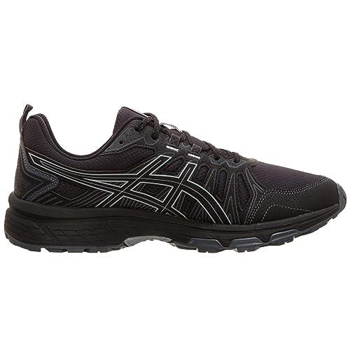 Asics Gel-Venture 7, Zapatillas de Running para Hombre, Negro (Black/Sheet Rock 001), 40.5 EU: Amazon.es: Zapatos y complementos