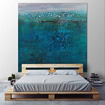 Amazon giant art ct1538 onepiece huge modern abstract giclee giant art ct1538 onepiece huge modern abstract giclee canvas print for office home wall decor with solutioingenieria Gallery