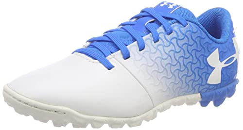 Under Armour UA Magnetico Select TF Jr, Zapatillas de Fútbol Unisex Niños, Azul (