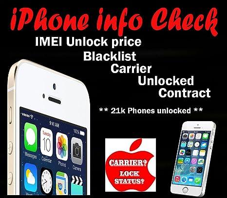 controllare iphone blacklist