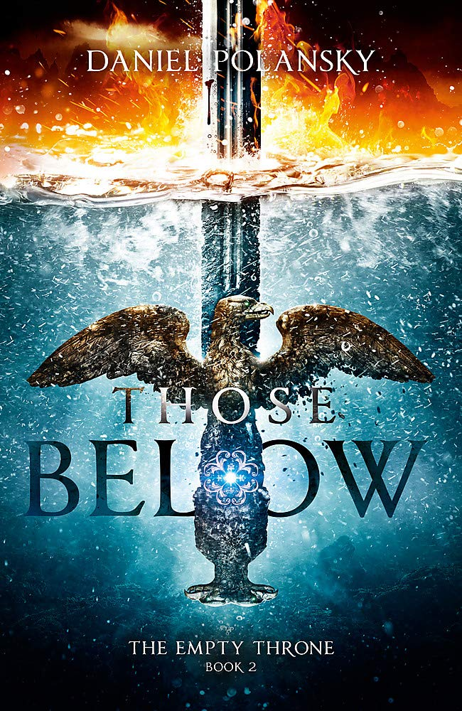 Read Online Those Below: The Empty Throne Book 2 pdf