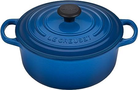 Le Creuset of America LS2501-2059 Enameled Dutch Oven, 2.75 quart, Marseille