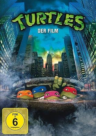 Turtles - Der Film [Alemania] [DVD]: Amazon.es: Judith Hoag ...