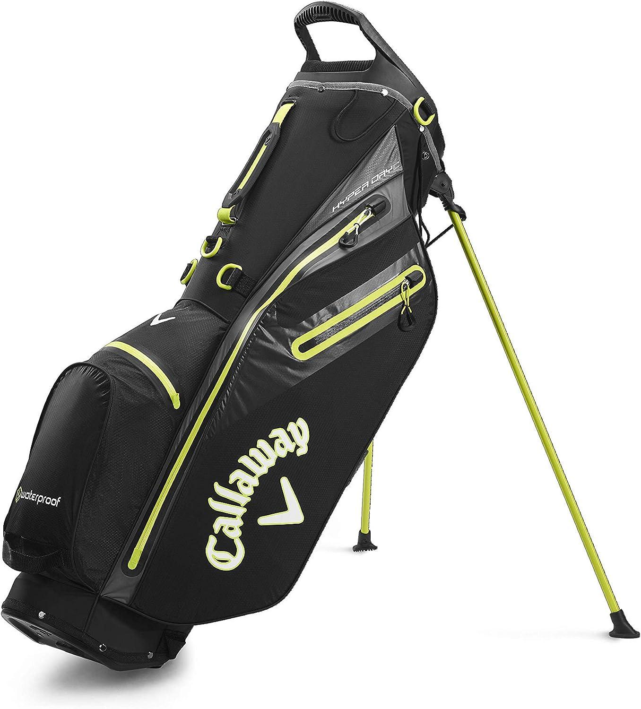 Callaway Sacramento Mall Golf Max 70% OFF Hyper Dry Bag C Stand