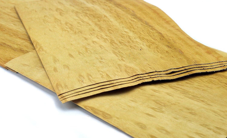 Schmuck Intarsien Furnier geeignet f/ür Modellbau Ausbesserung Restauration 4-5 Furniere in der Holzart Eukalyptus Fotografie Geschenk basteln DIY