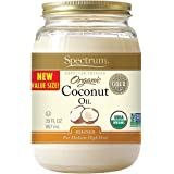 Spectrum Naturals Organic Refined Coconut Oil, 29 Ounce