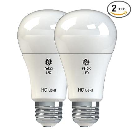 Luxury GE Lighting Relax LED HD 10 5 watt 60 watt Replacement 800 Idea - Unique ge led light bulbs Minimalist