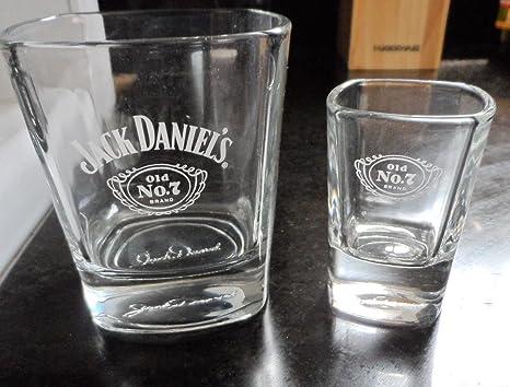 7 rocks bar glass 8 oz and shot glass - Shot Glass Volume