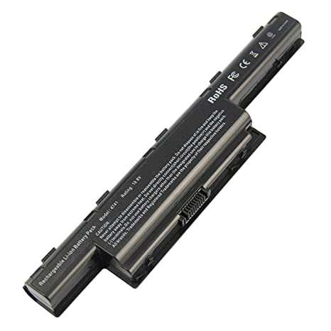 Powerforlaptop Laptop/Notebook Replace Battery for Packard Bell EastNote LM NM TM Series AS10D31 AS10D41