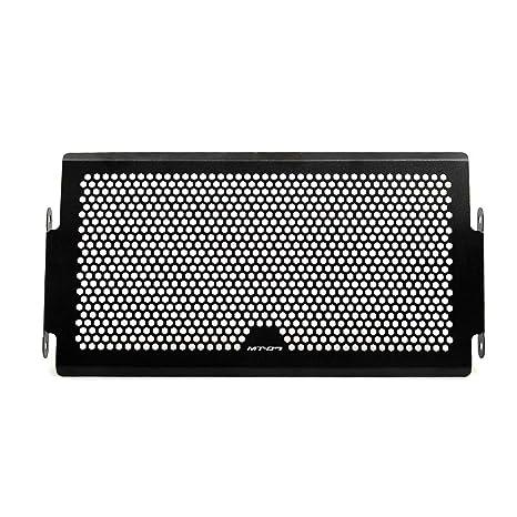 MT07 Rejillas frontales de radiador Guarda protectora Radiator Guard para Yamaha mt-07 MT 07