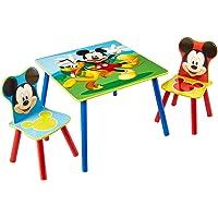 Juegos de mesas y sillas para niños