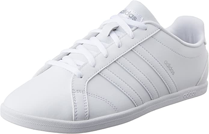 adidas Coneo QT, Baskets Basses Femme, Blanc (Footwear White ...