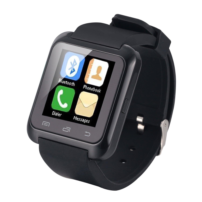 EasySMX Bluetooth 3.0 Smart Watch Soporte de 2016 Sistema Android Versión Nueva Reloj Teléfono Móvil