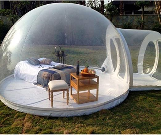 WENBIAOXUEPelota Inflable Transparente Inflable Carpas Sol ...