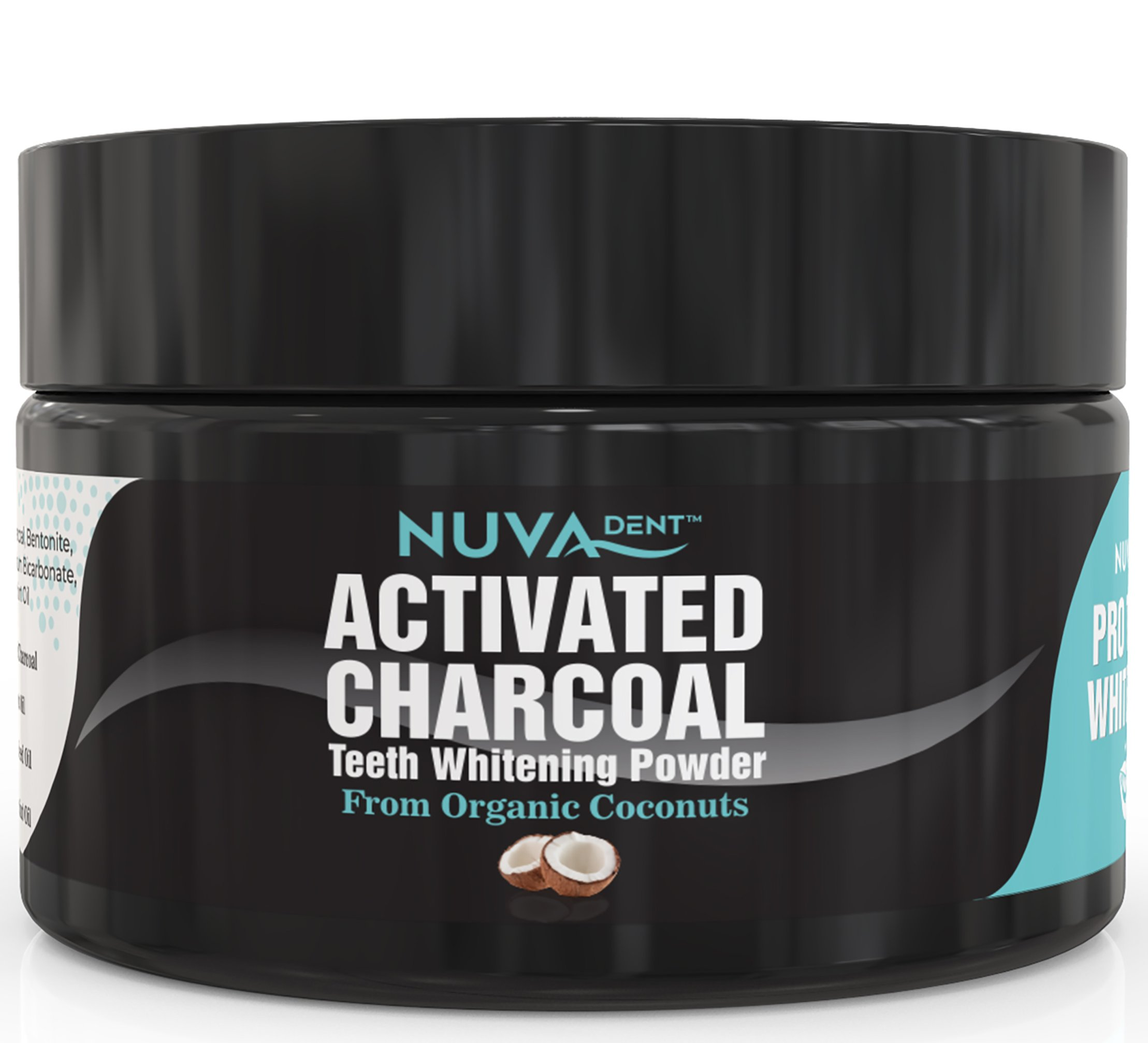 BEST DEAL Activated Charcoal Teeth Whitening Powder - Organic Coconut Charcoal - Carbon Coco - Removes Bad Breath and Tooth Stains for a Natural Healthier Whiter Smile - No Need for Strips, Kit or Gel