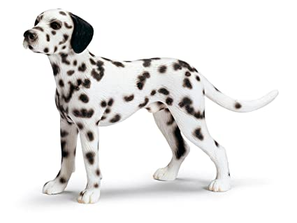 amazon com schleich male dalmatian varios toys games