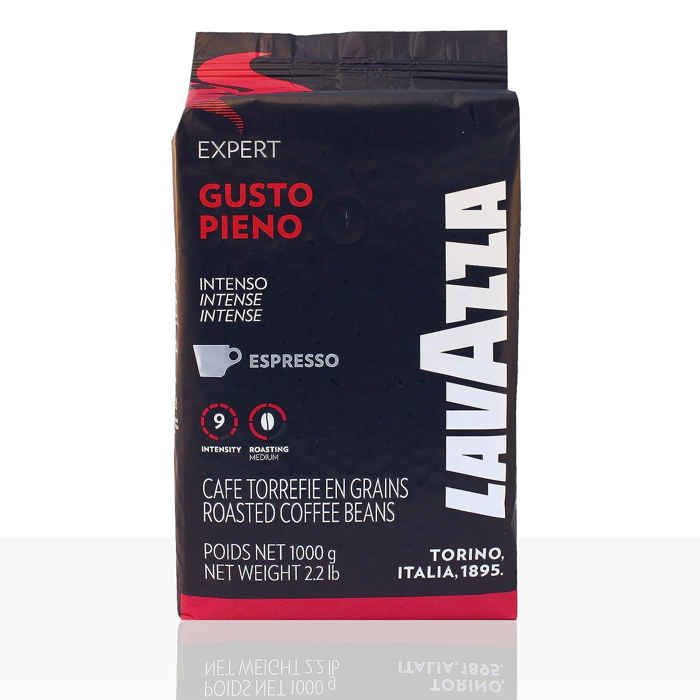 Amazon.com: Lavazza Gusto Pieno Espresso Beans 2.2 lbs: Health & Personal Care