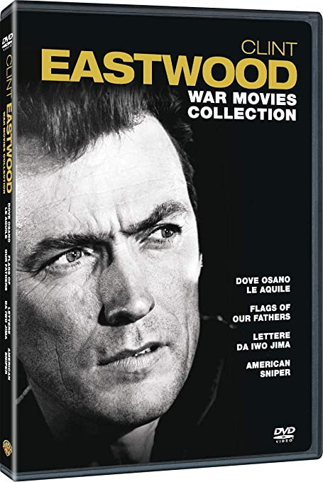 Clint Eastwood War Movies Collection (4 Dvd) [Italia]: Amazon ...